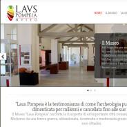 Inaugurazione del sito web